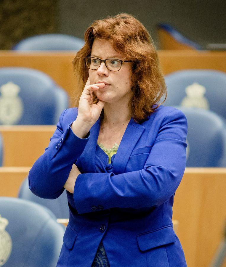 Linda Voortman. Beeld anp