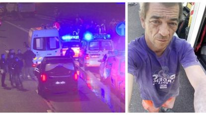 50 mensen nemen afscheid van dodelijk aangereden geel hesje Roger Borlez (49)