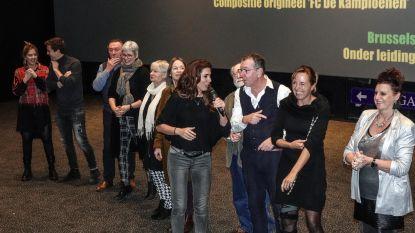 Cast FC De Kampioenen 4 animeert 2.300 mensen in bomvolle Kinepolis Kortrijk