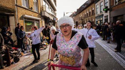 Poperings carnavalsweekend dan toch afgelast