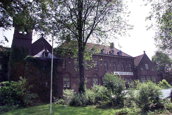 Gemeenschapshuis het Klooster aan de Hoogstraat in Waalre.