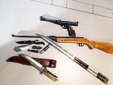 Zonder straf wapen inleveren op het politiebureau
