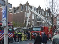 Flinke brand in woning aan Aert van der Goesstraat