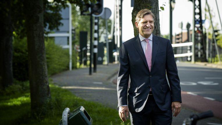 CDA-leider Sybrand van Haersma Buma Beeld anp