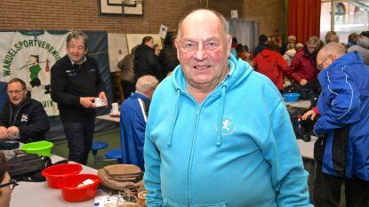 Frans Malengier (75) stopt na 35 jaar als voorzitter van de Wervikse Wandelsportvereniging