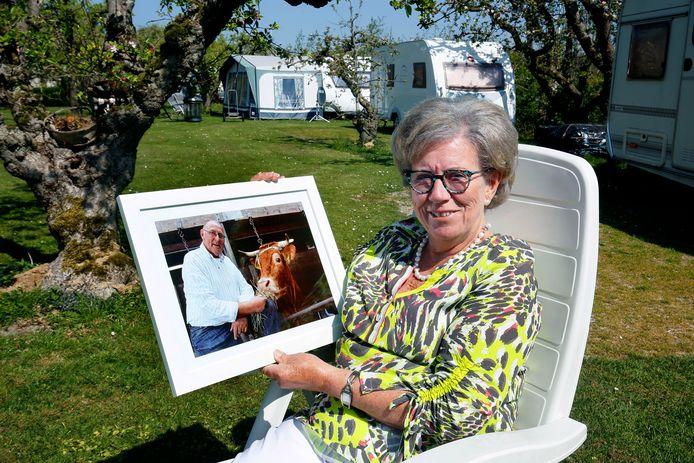 Tineke van den Berg: ,,Ik ben super trots op wie hij was.''