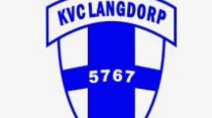 Papierslag en mosselweekend bij VC Langdorp