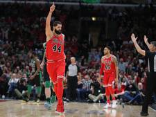 Chicago Bulls verrast koploper Boston Celtics