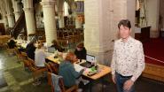 Ssst… hier studeert men! Sint-Petruskerk wordt tijdelijk studieruimte voor Kruibeekse jeugd