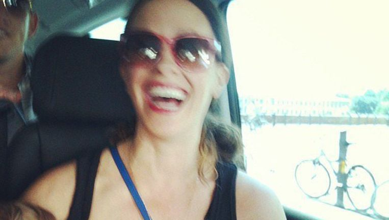 Alanis Morissette, zangeres. Beeld Instagram / Facebook