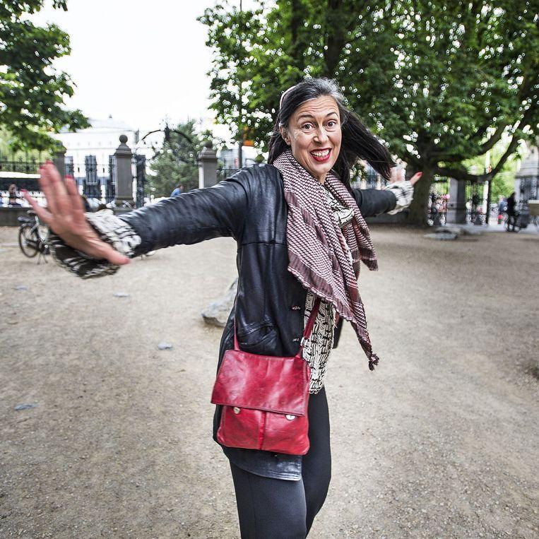 Adelheid Roozen. Beeld Guus Dubbelman / de Volkskrant
