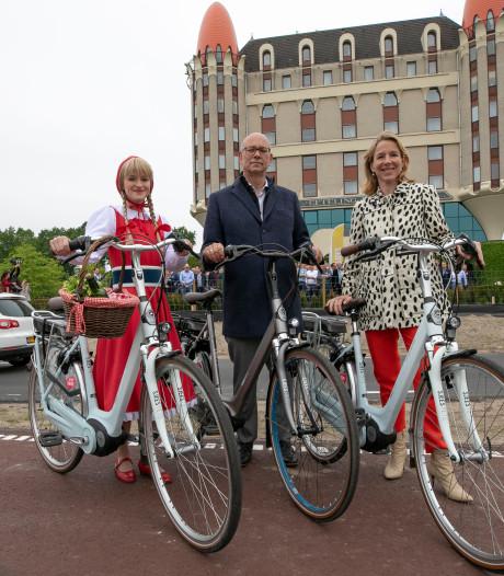 Nieuwe campagne in de strijd tegen files: Brabant moet op de fiets naar het werk