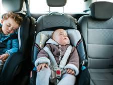 Systeem moet ouders waarschuwen dat ze nog kinderen in een (te hete) auto hebben zitten
