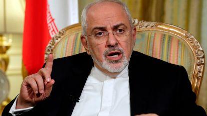 """Iraanse minister van Buitenlandse Zaken """"niet onder de indruk"""" van uithaal Trump"""