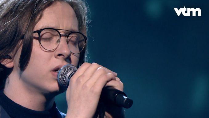 Ibe wint 'The Voice van Vlaanderen 2019!'