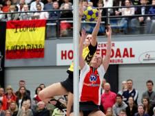 Blessureleed zet rem op de loopbaan van korfbalster Lieveke Meiling