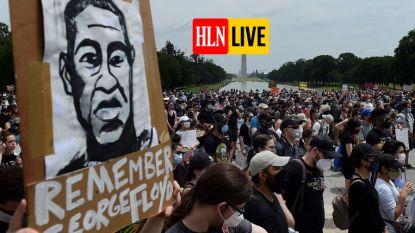 Washington maakt zich op voor grootste betoging tegen racisme en politiegeweld na dood van George Floyd