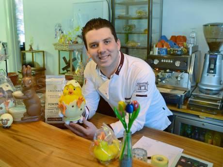 Chocolatier Chretiën Louwerse (24): 'Chocola maken is niet iets dat iedereen kan'