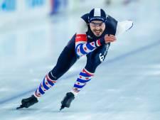 Beste 500-metertijd van Gijs Esders uit Diepenveen stond al 8 jaar op zijn schaats