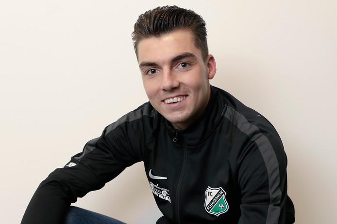 """Toen FC Schadewijk interesse toonde in Dani Eveleens besprak hij zijn keuze met zijn vader. ,,Hij vertelde dat ik moest doen wat goed voelt."""""""