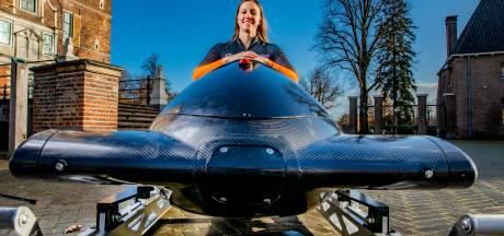 Monobobster Karlien Sleper uit Vaassen pijlsnel op weg naar Olympische Spelen