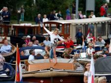 Relaxt genieten van klassieke muziek op het water in Nieuwersluis