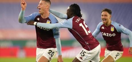 Aston Villa arrache les trois points à Leicester et continue son début parfait