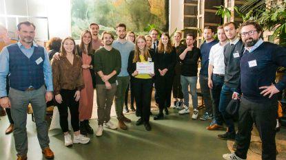 De Magische Sleurhut wint ondernemerswedstrijd