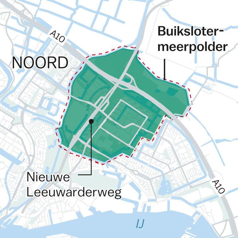 Buikslotermeer Beeld Laura van der Bijl