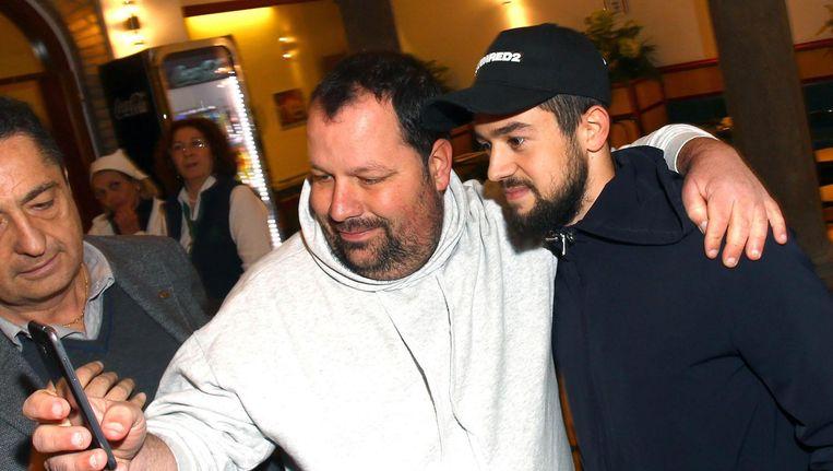 Younes was al in Italië voor een medische keuring. Beeld Pro Shots