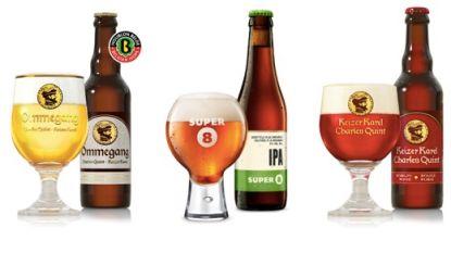 Brouwerij Haacht kaapt 8 medailles weg op World Beer Awards en International Beer Challenge