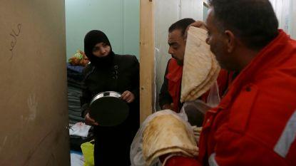 """""""Duizendtal mensen in Oost-Ghouta heeft dringende medische behandeling nodig"""""""