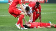 Georgiër redt leven van Zwitserse tegenstrever tijdens EK-kwalificatieduel