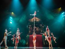 Cirque du Soleil vraagt faillissement aan