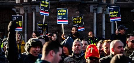 Kick Out Zwarte Piet wil meer politiebescherming