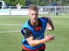 Van Wonderen wijzigt basis GA Eagles tegen Utrechtse beloften; blessure Veldmate