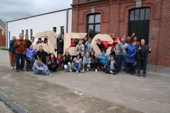 De Sperwer heeft aan de Gentse Steenweg een nieuw dagcentrum in gebruik genomen