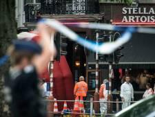 Twee agenten aanslag Luik gewond door eigen kogels