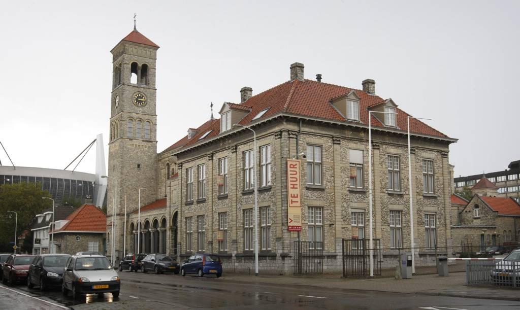 De Eindhovense Steentjeskerk. foto Irene Wouters