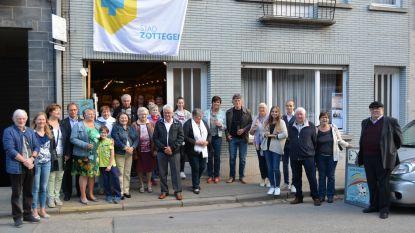 Schildersatelier Koeleur 't Neerhof weer op de afspraak met Sinksenkermis