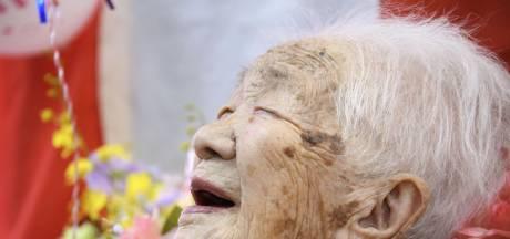 Japanse levenslust: oudste mens ter wereld (117) viert verjaardag