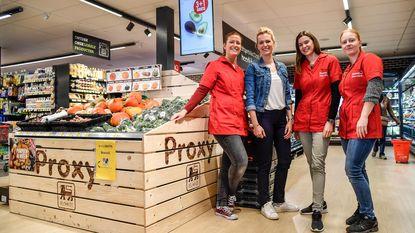 Proxy Delhaize opent deuren aan Dendermondse Steenweg
