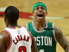 Celtics en Wizards ronde verder in play-offs