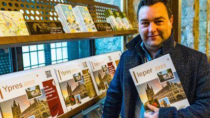 """Toeristische dienst van Ieper heeft nieuwe brochure: """"De aanpak is nieuw, we willen aantonen dat we rekening houden met de toekomst van ons milieu."""""""