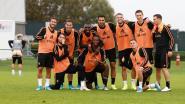 De 'slechte verliezer' in Dries Mertens: niet in winnende ploeg, wel mee op hun foto