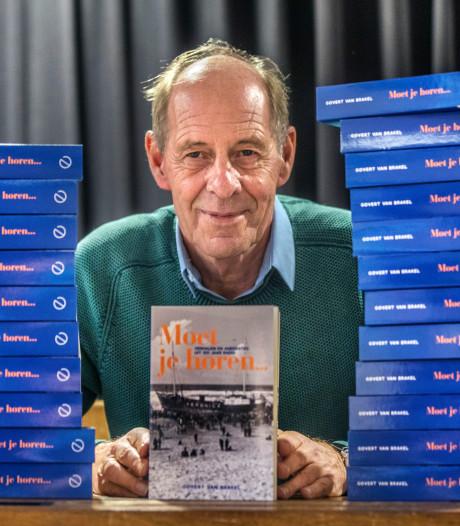 Hoe radio het leven van presentator Govert van Brakel opslokte