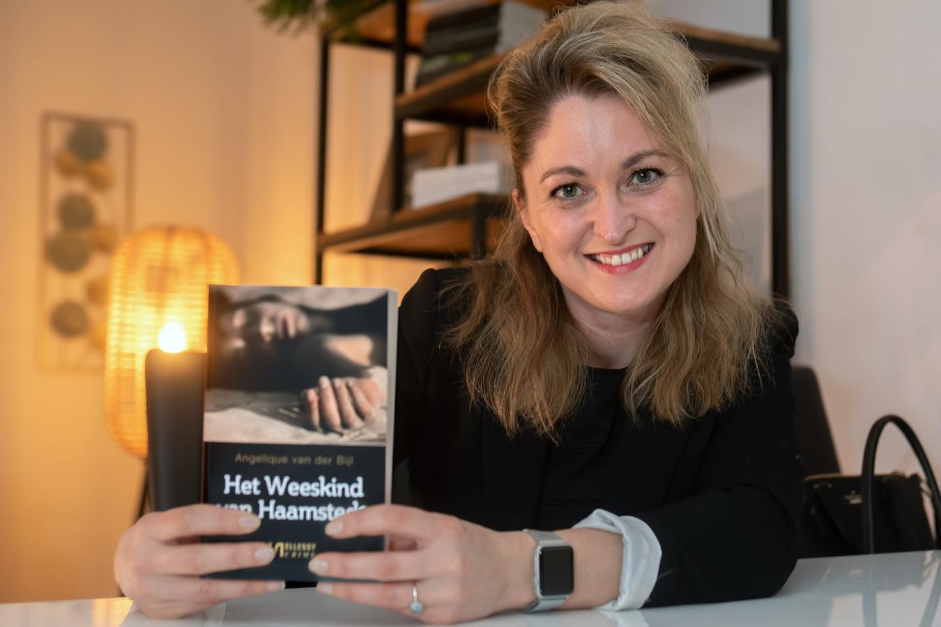 Het tweede boek van schrijfster Angelique van der Bijl uit Geertruidenberg komt uit, een psychologische thriller die zich afspeelt aan de Zeeuwse kust.