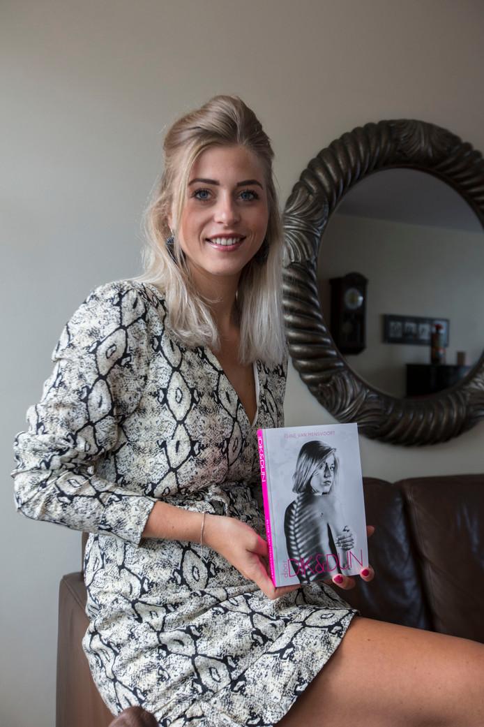 """Eline van Mensvoort: ,,Ik heb 48 kilo gewogen en een tijdje later 85."""""""