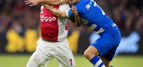 Keizer neemt 'twijfelgeval' Neres op in wedstrijdselectie Ajax