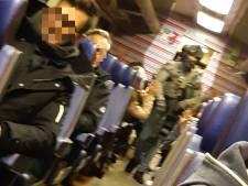 Twee perrons op station Eindhoven ontruimd om inzet politie